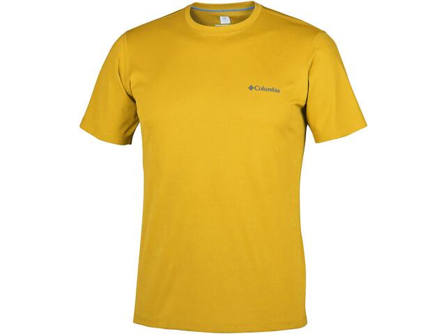 Columbia Zero Rules T-shirt à manches courtes Homme, stinger